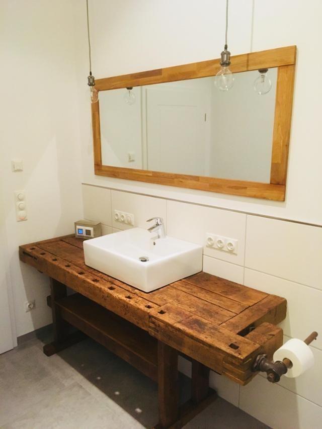 Badezimmer bad diy ausaltmachneu selbermachen f