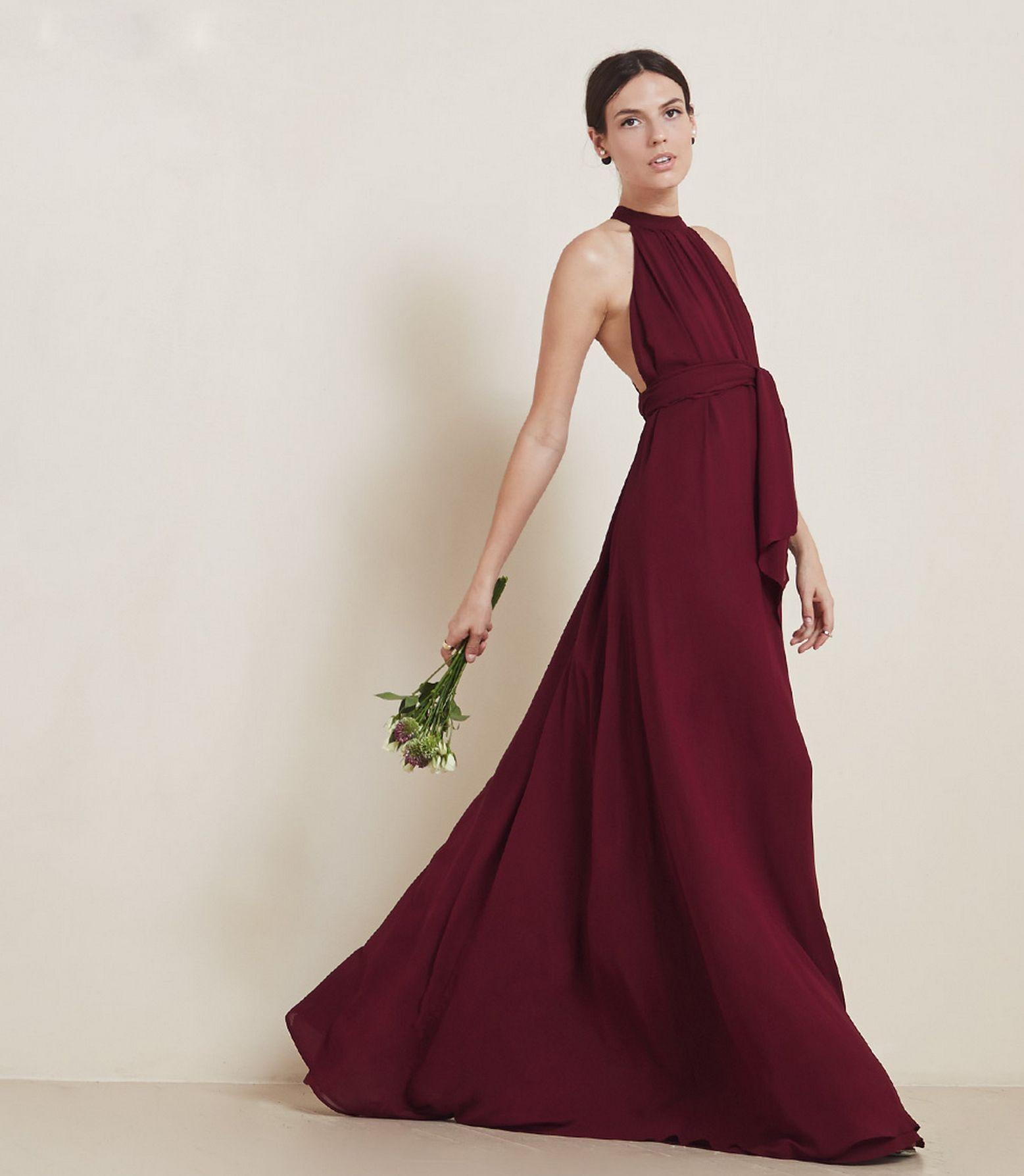merlot bridesmaid dresses - Google Search - jamies wedding ...