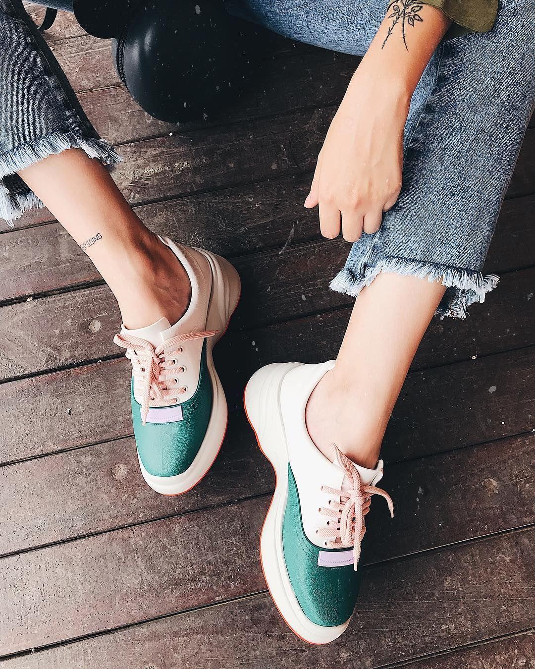 b5d13981ea0 Melissa Ugly Sneaker de pertinho 💕  myeasycloset