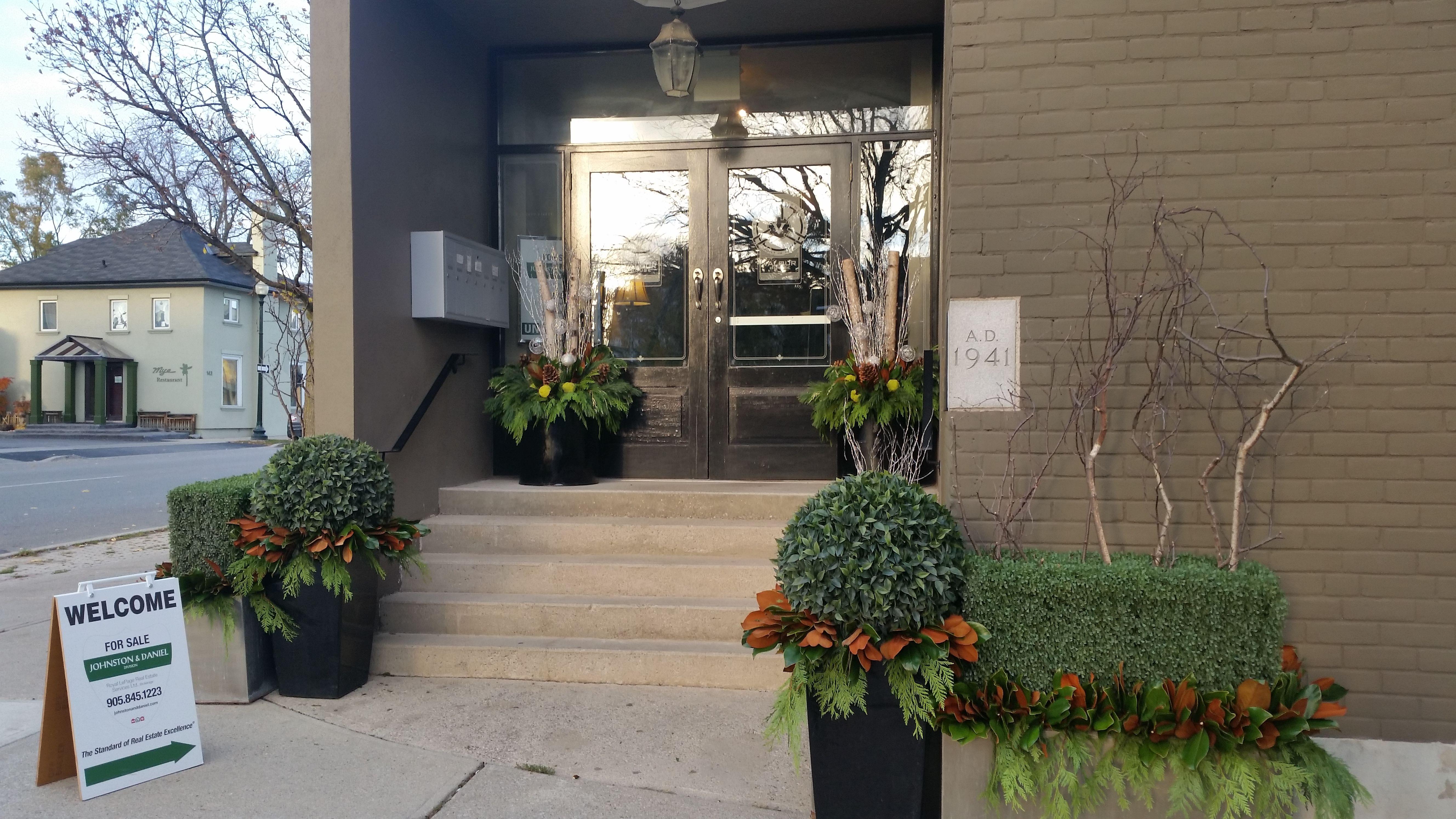 Come visit us downtown oakville oakville downtown plants
