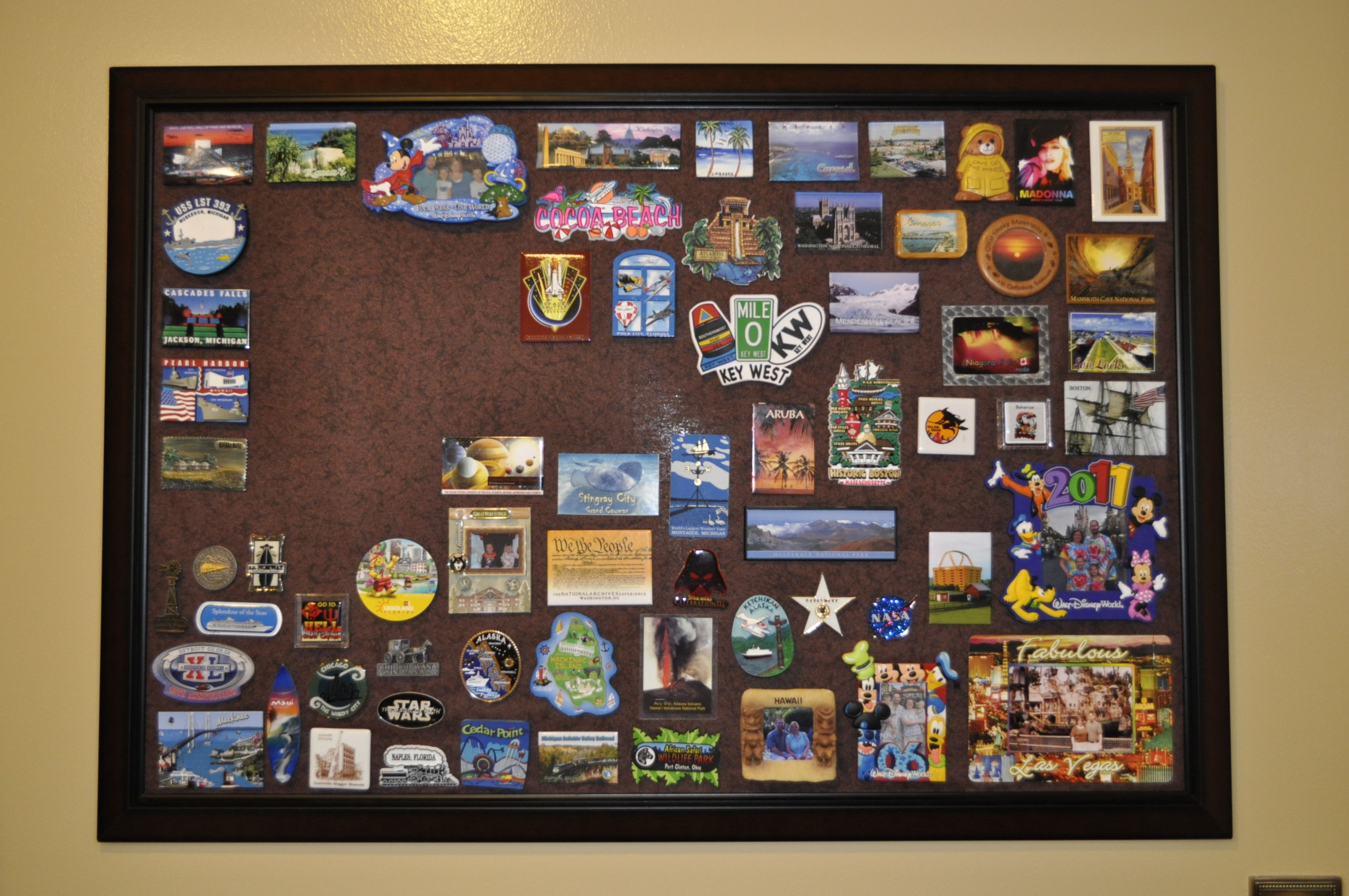 My Magnetic Travel Magnetic Board Buy Frame Insert Metal Bought In Hvac Section Of Hardware