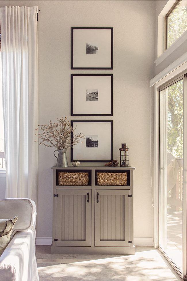 House 3 Bilderwand, Wohnen und Wohnzimmer - wandgestaltung landhausstil wohnzimmer