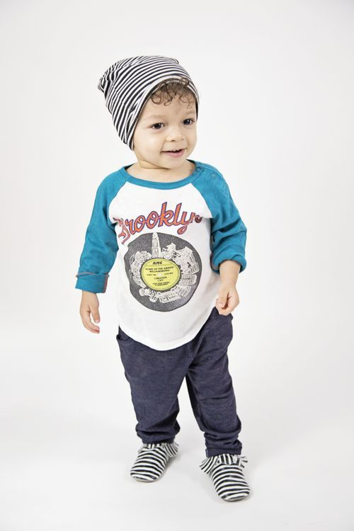 27e8ffd20551 Get some boys toddler outfit   style inspo from on of our laid back  cherubs. Matching patterns from slouchy beanies to striped baby moccs means  your little ...
