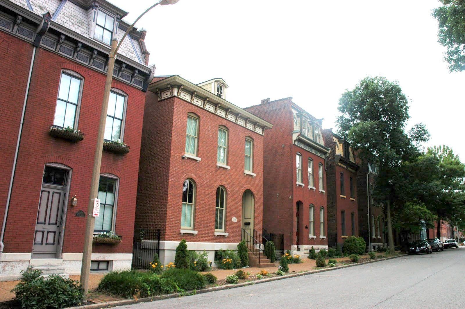 Neighborhood Gardens Apartments St Louis Mo