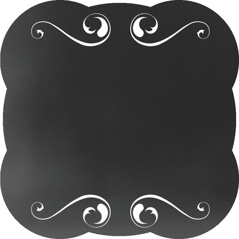 Quatro modelos de etiquetas com ornamentos e no estilo quadro negro (chalkboard), para uso pessoal em seus projetos.   A fonte usada n...