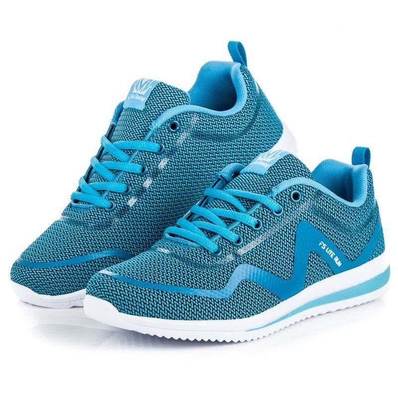 Ax Boxing Buty Sportowe Na Co Dzien Niebieskie Sport Shoes Design Blue Shoes Casual Sport Shoes