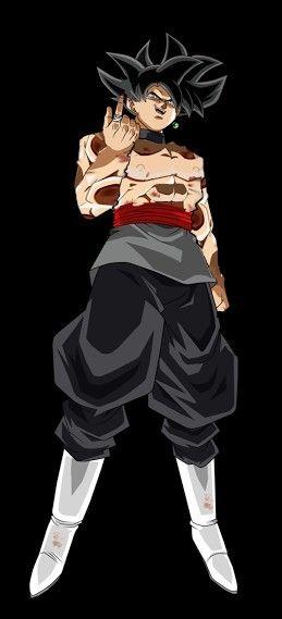 UI black Goku | Dragonball Series | Dragon ball, Dragon ...
