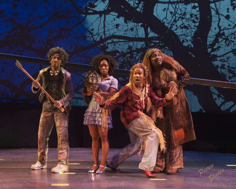 wiz costumes | The Wiz « Maine State Music Theatre Costume