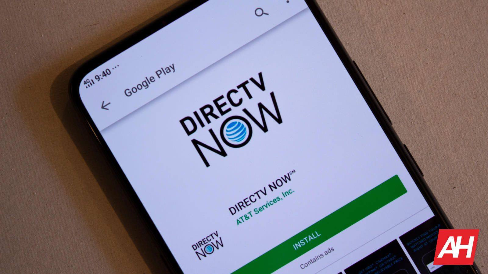 DIRECTV NOW Missing Major Channels Because AT&T Wants You