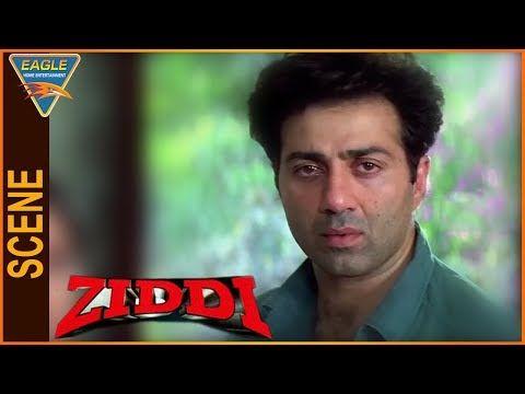 Ziddi Hindi Movie Sunny Deol Best Scene Eagle Hindi Movies