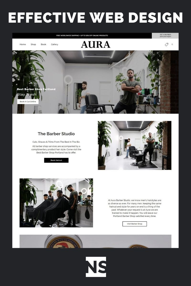 Effective Web Design In 2020 Website Design Fun Website Design Affordable Website Design