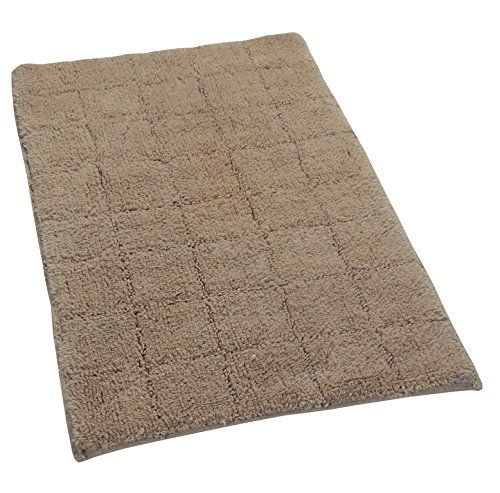 Castle Hill Summer Tile Spray Latex Back Bath Rug 17 By 24 Inch Natural Hot New Pinterest Rugs And