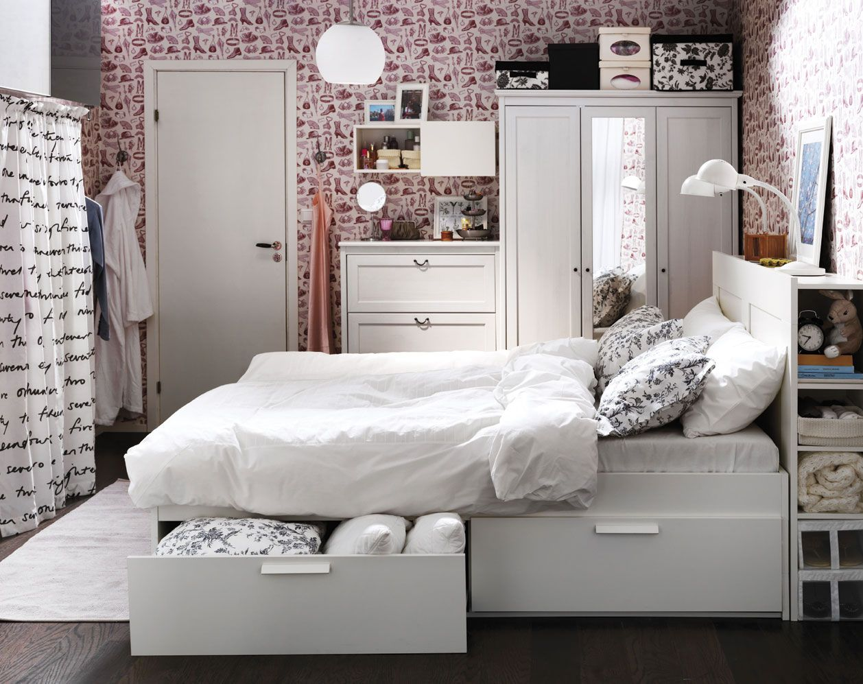 Decorar Espacios Peque Os Es Todo Un Reto F Cil No Es Pero  ~ Muebles Habitacion Juvenil Ikea