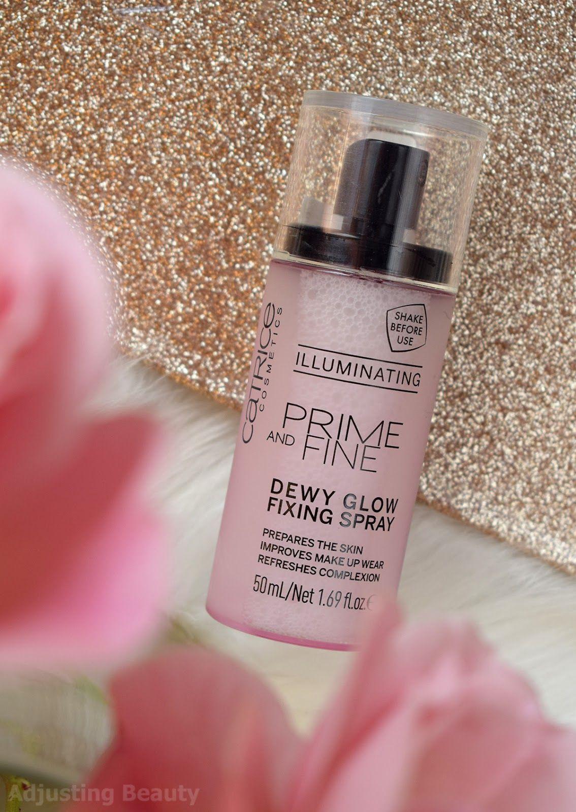 Prime And Fine Anti-Shine Fixing Spray - Matt Finish by Catrice Cosmetics #15