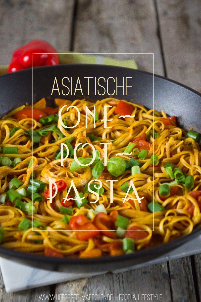 Exceptional Asiatische One Pot Pasta U0026 Warum Manche Rezepte Erst Monate Später Auf Dem  Blog Landen Images