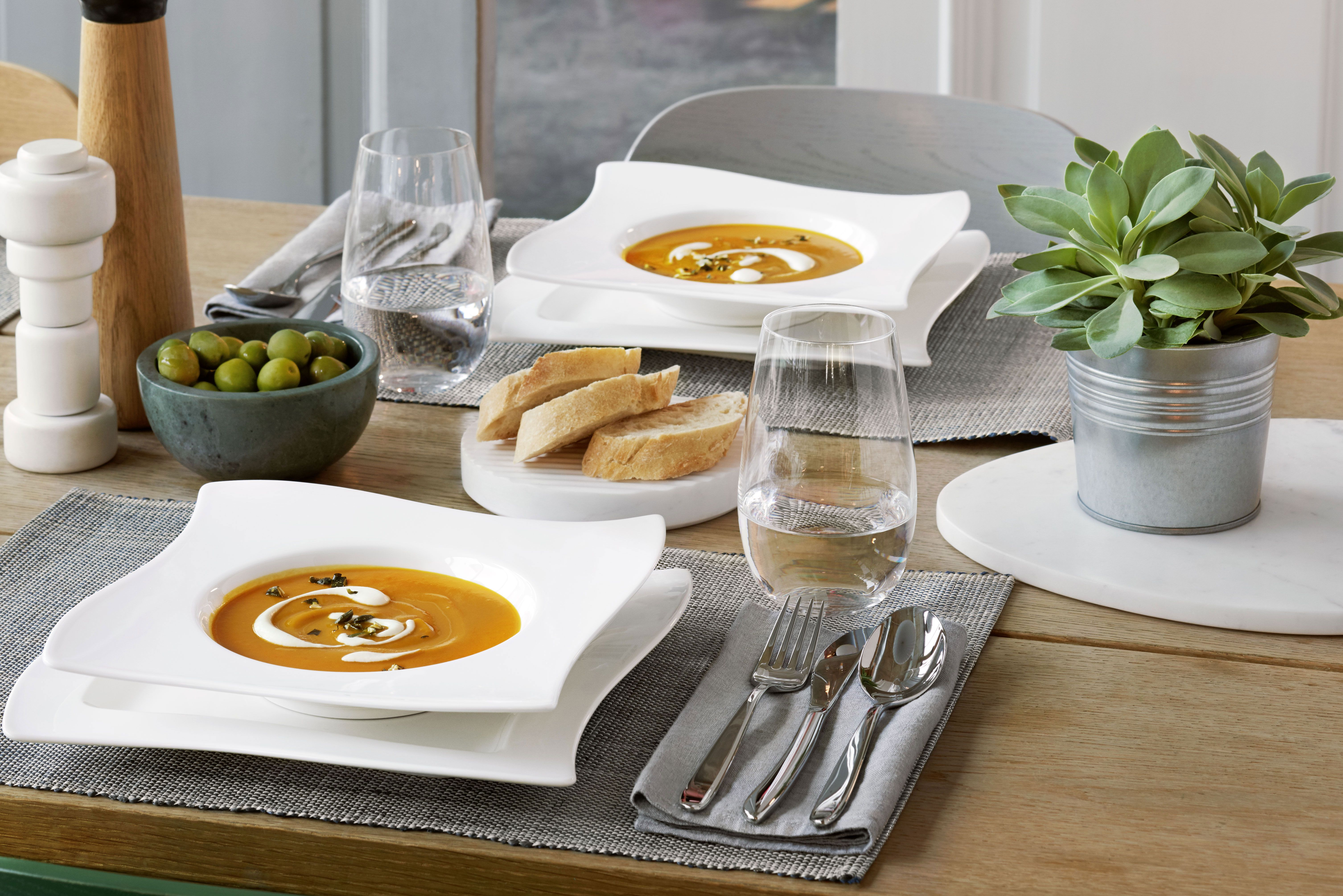 Newwave By Villeroy Boch Discover Our Design Classic Collection Dinnerware Home Decor Ideas Tabelware Design Dinnerware Tableware Design Villeroy Boch