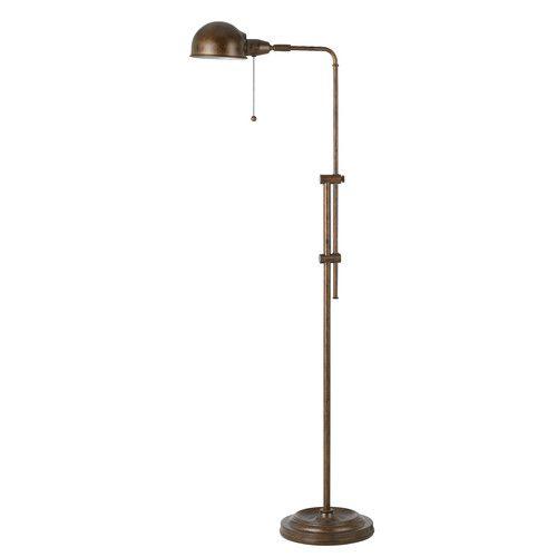 Velay 58 Task Reading Floor Lamp With