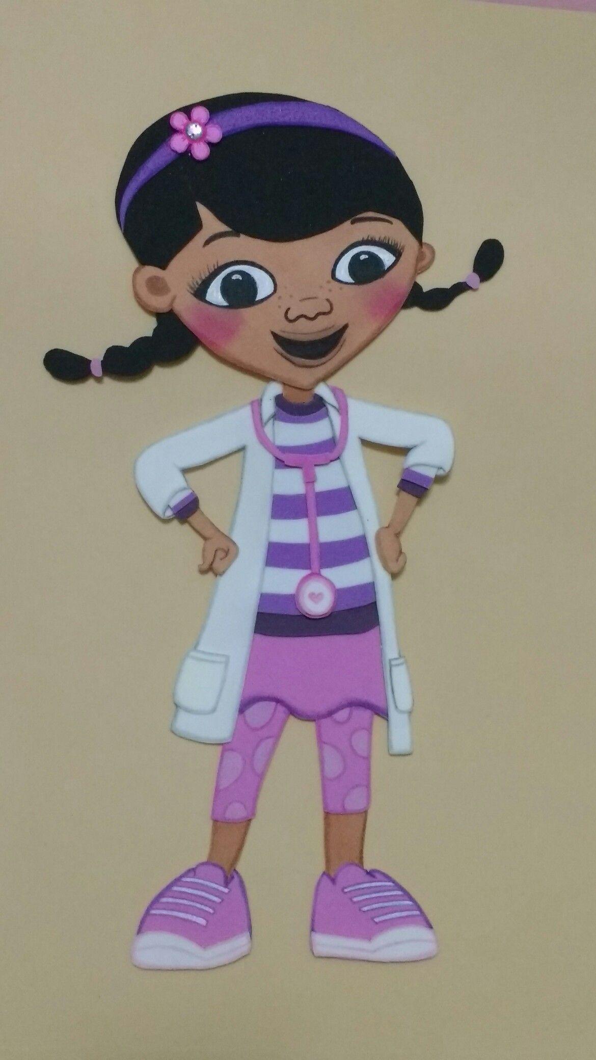 Doutora Brinquedos Disney Channel Feito Em E V A Disney