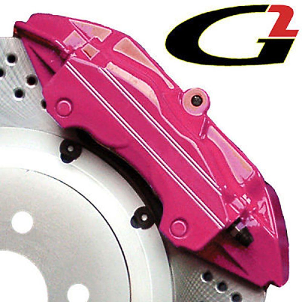 Pink g2 brake caliper paint epoxy style kit free ship