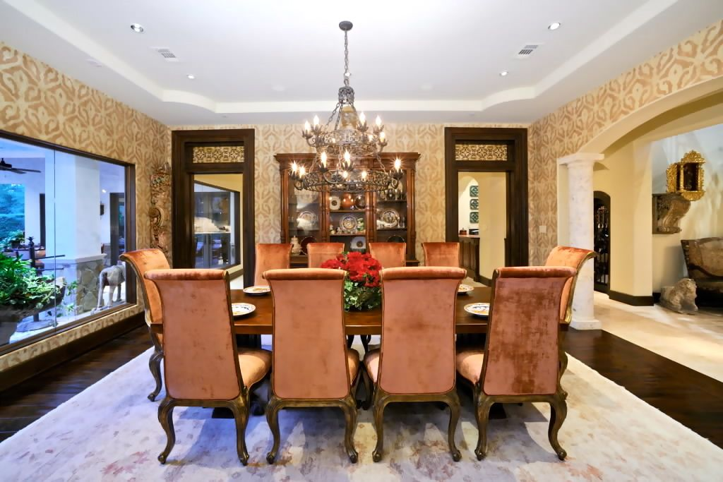 Spanish dining room taylor taylor designs my jersey house pinterest taylor taylor - Dining room spanish ...
