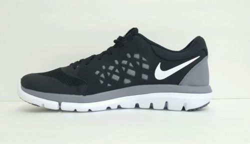 Nike Flex 2015 RN Black Men's Shoes Size 9 US Running Sneakers 709022 001