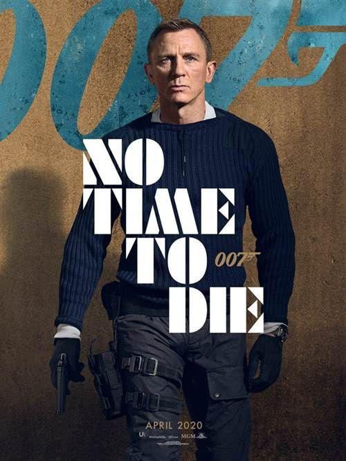 No Time To Die Poster Design Contest James Bond Daniel Craig