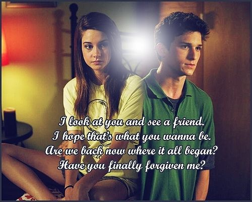 The Secret Life of the American Teenager - Band Geeks (R/Am + 1) #17: Because this love is difficult but it's real! Description from fanforum.com. I searched for this on bing.com/images