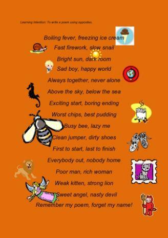Writing Poetry Writing Poetry Poems Writing
