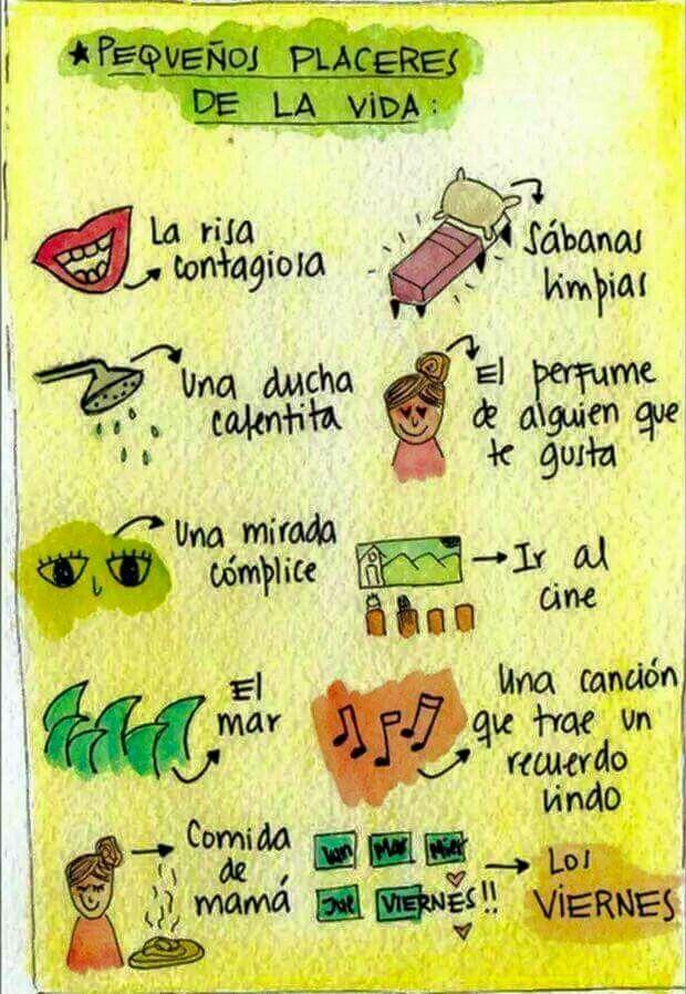 Placeres De La Vida Frases Para Facebook Cortas Frases
