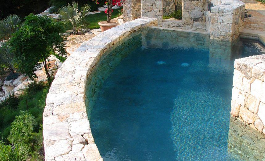 The Garden Design Studio Indoor outdoor pool, Cool pools