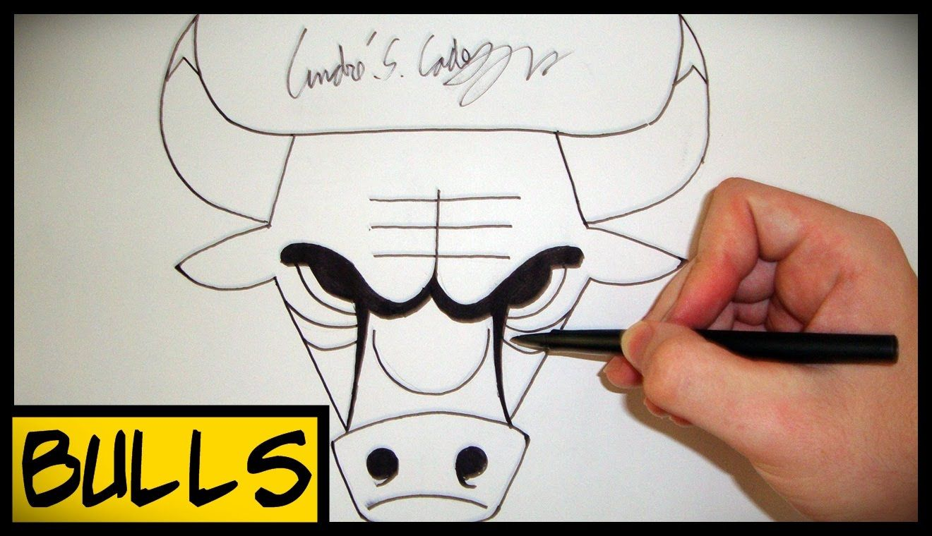 Bonito Chicago Bulls Para Imprimir Para Colorear Cresta - Ideas Para ...
