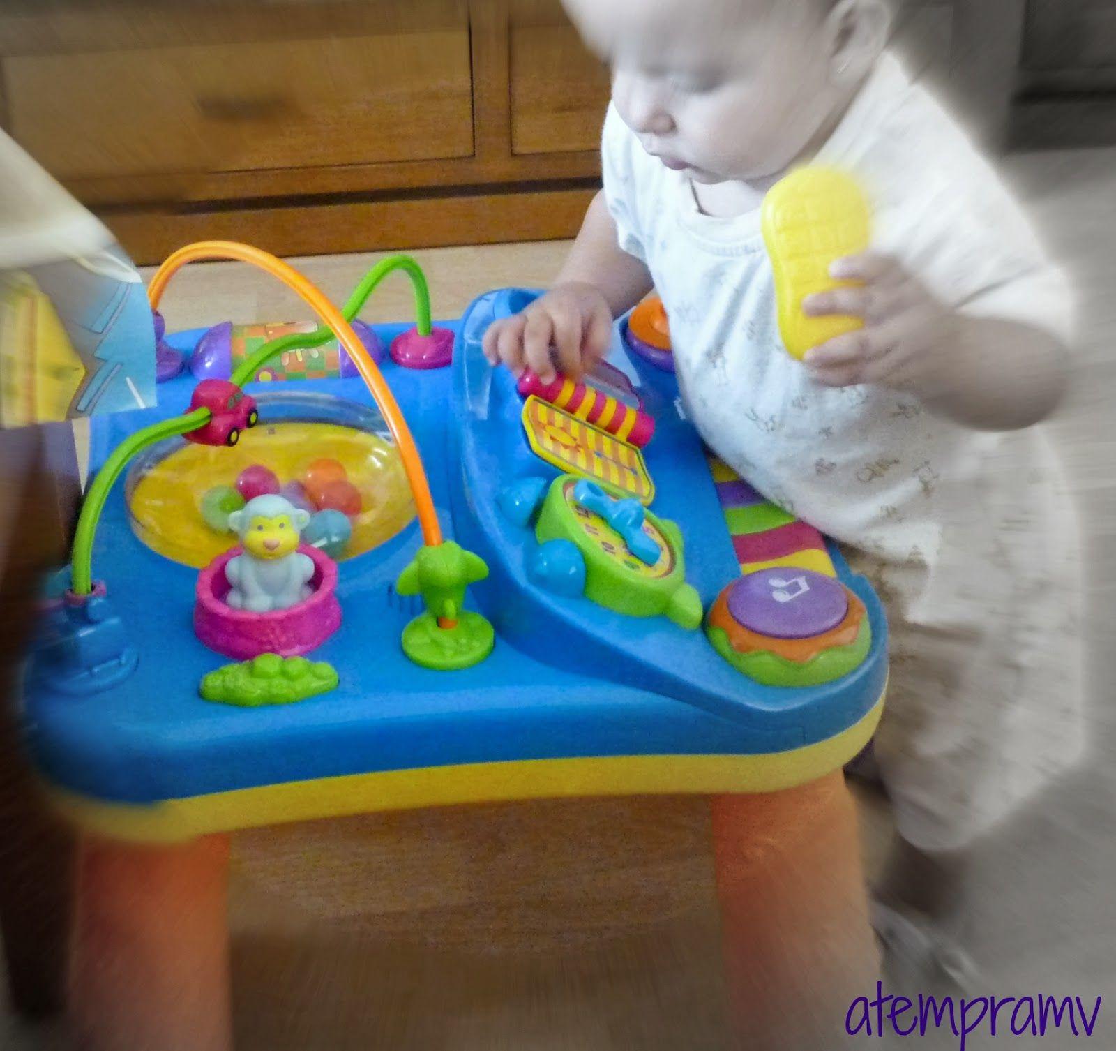 Attempra: Estimulación Infantil  12-18 meses