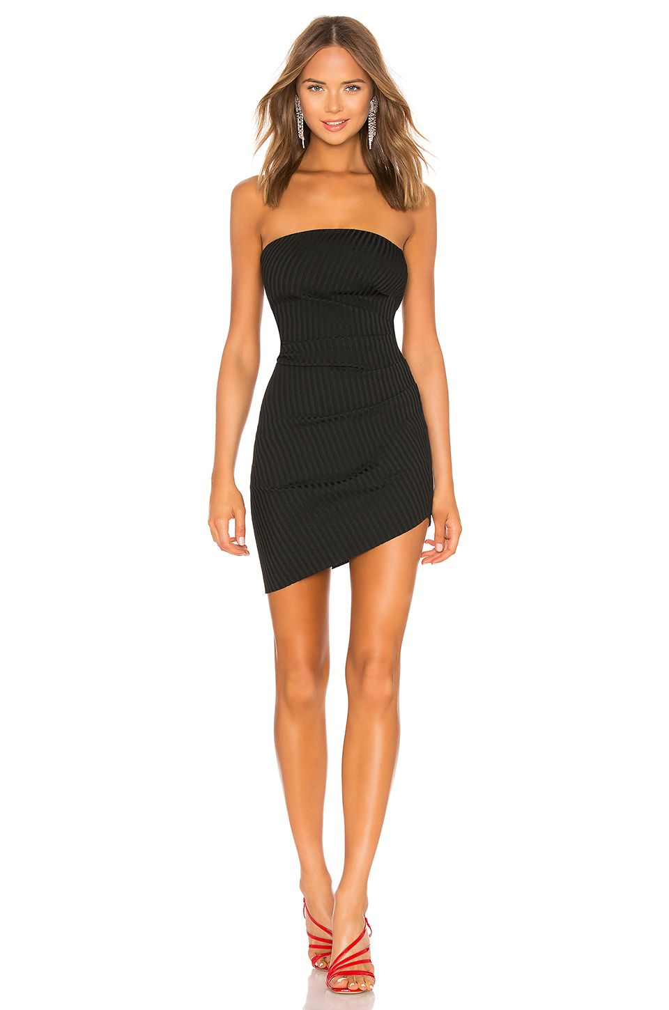 NBD Break The Rules Dress in Black at @REVOLVEclothing