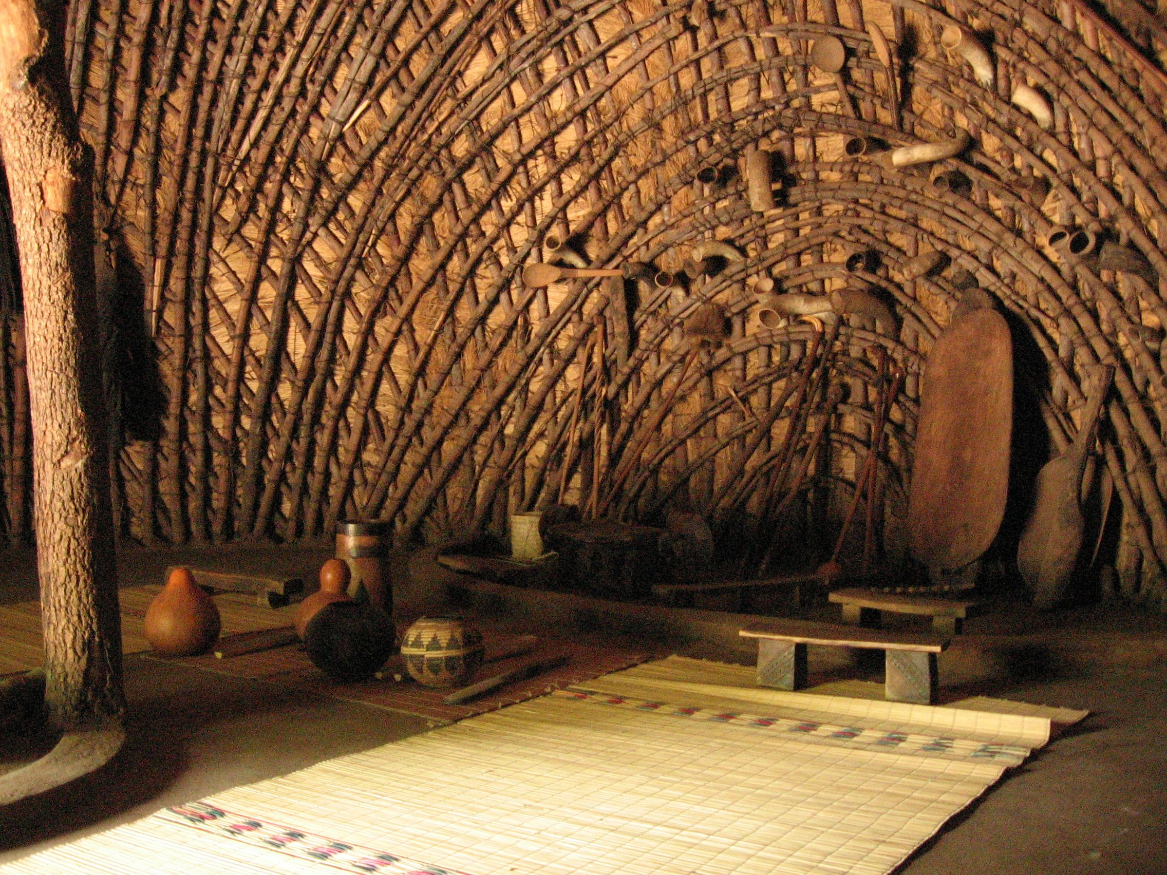 Zulu Hut Inside Africa South Pinterest Zulu