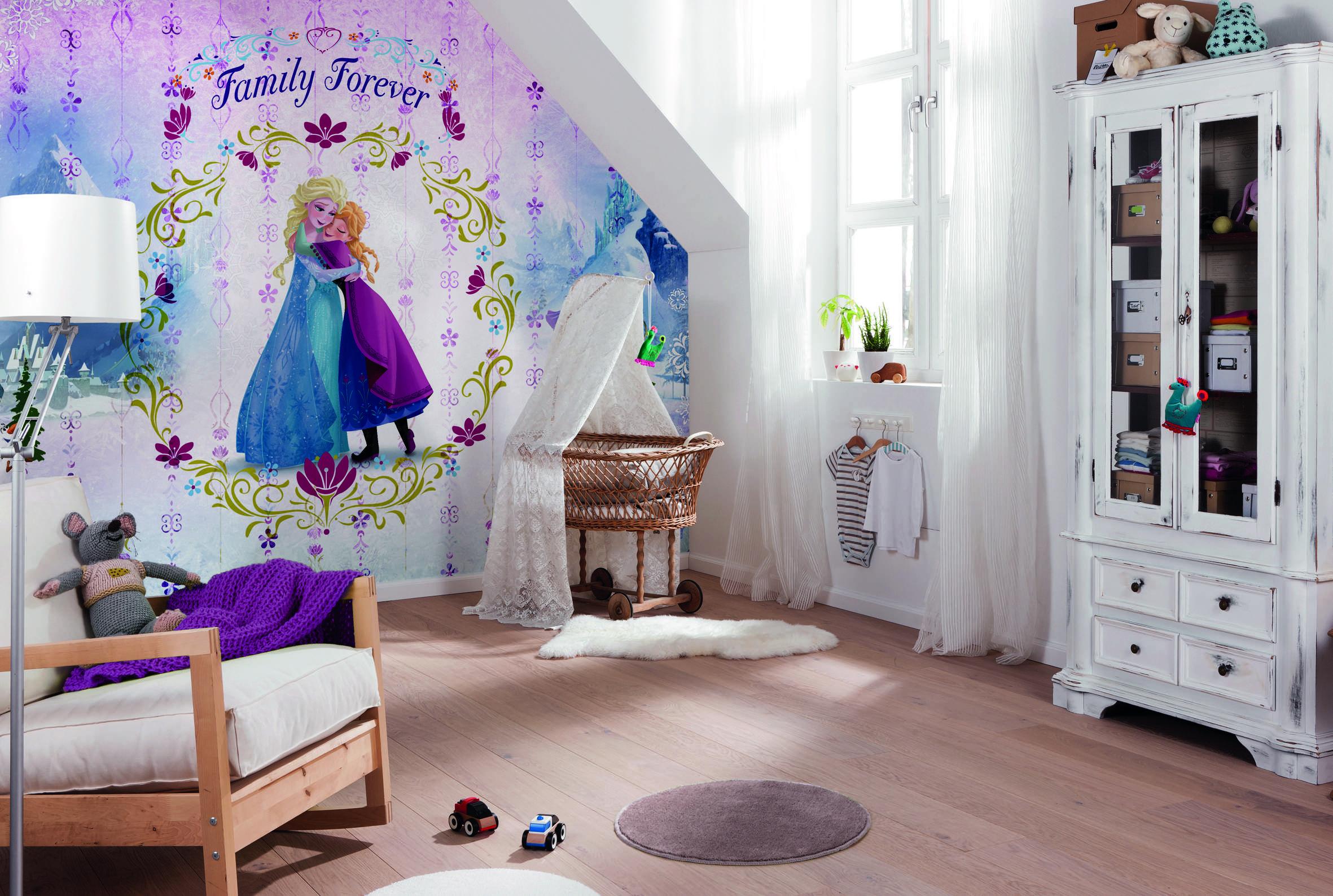 frozen behang - Google zoeken | Slaapkamer kids | Pinterest | Searching