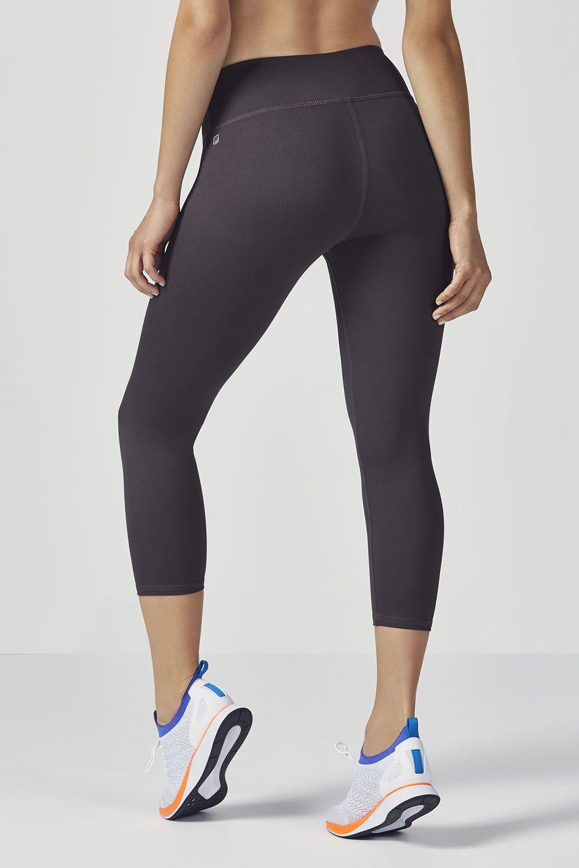 MidRise PowerHold® Capri Bottom workout, Fabletics