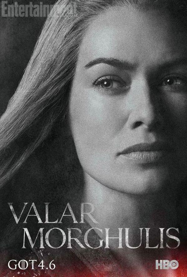 Game of Thrones – Novos Pôsters dos Lannister