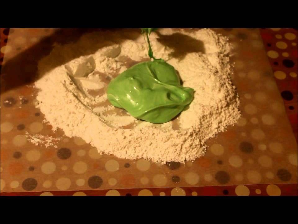 Pratik Şeker Hamuru Tarifi/ How to make marshmallow fondant?
