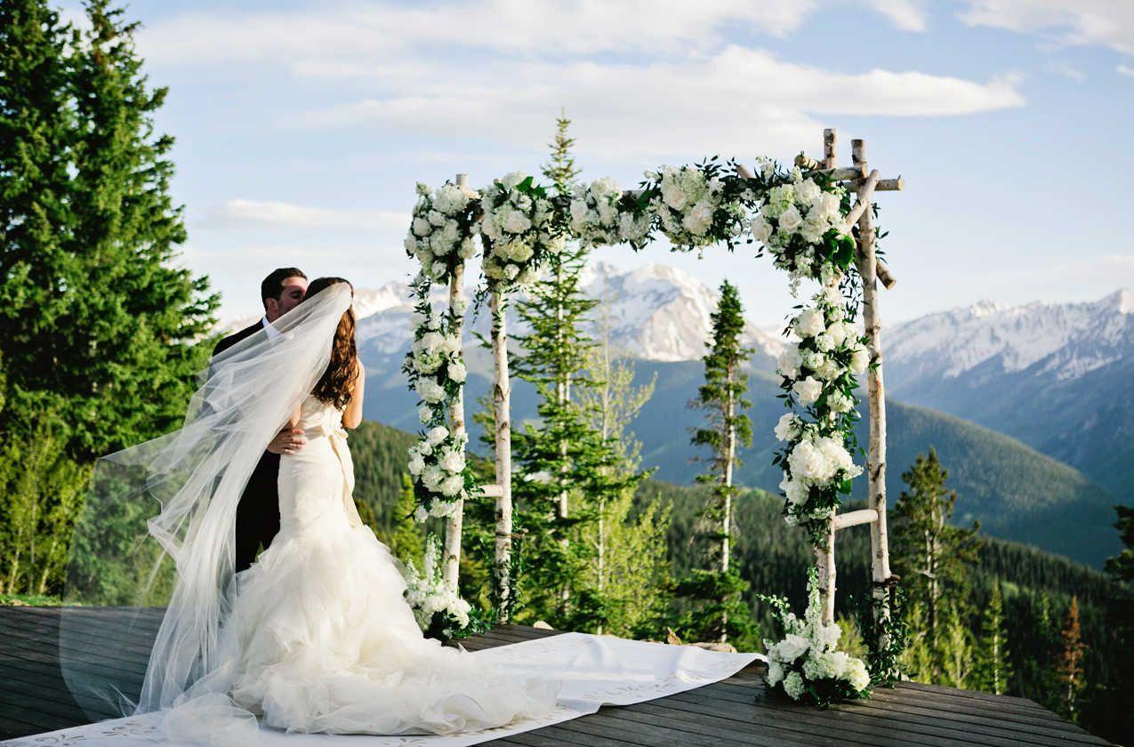 The Little Nell, Aspen Mountain wedding venues, Aspen