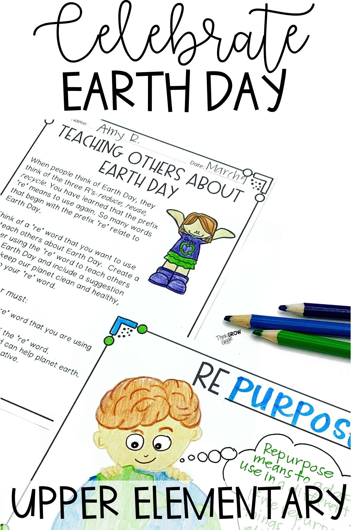 Earth Day Activities With Digital Option Distance Learning In 2020