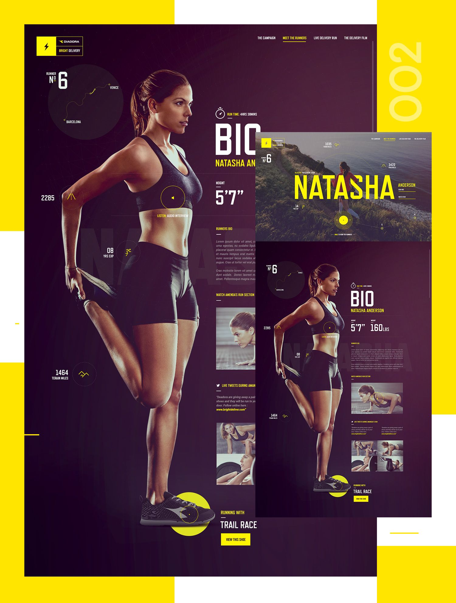 Design Embraced Anthony Goodwin Fitness Design Sports Graphic Design Interactive Design