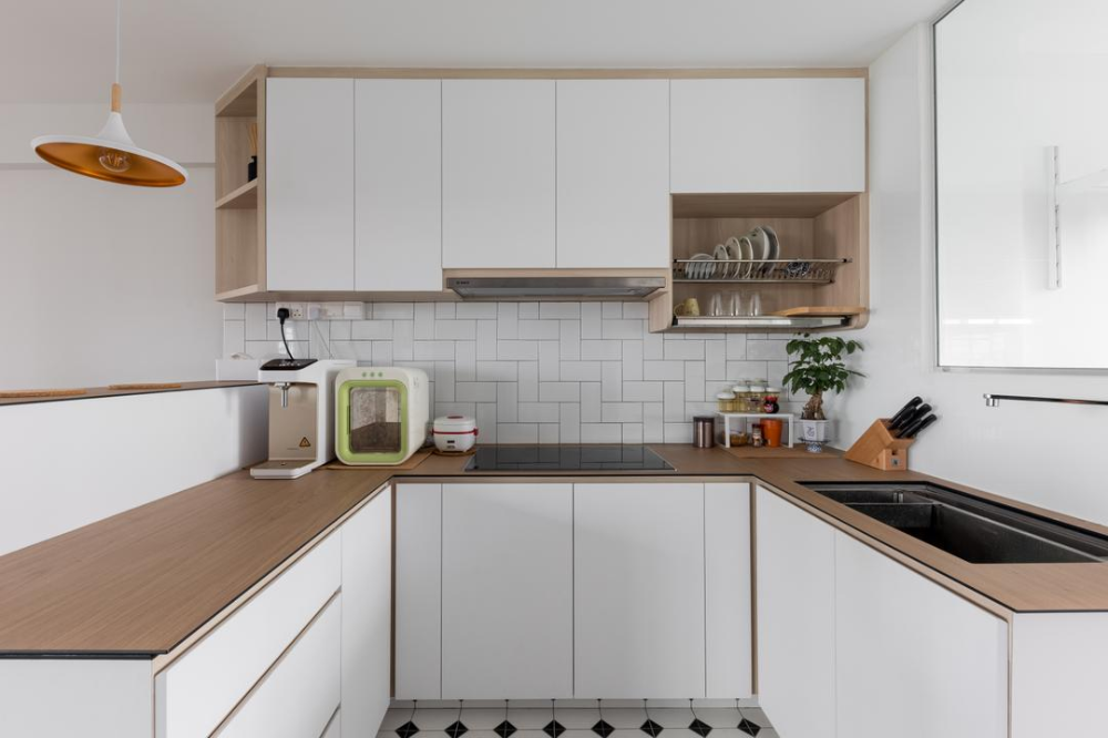 20 designs for every kitchen layout from galley to l shaped kitchen trends interior design on kitchen ideas singapore id=79565