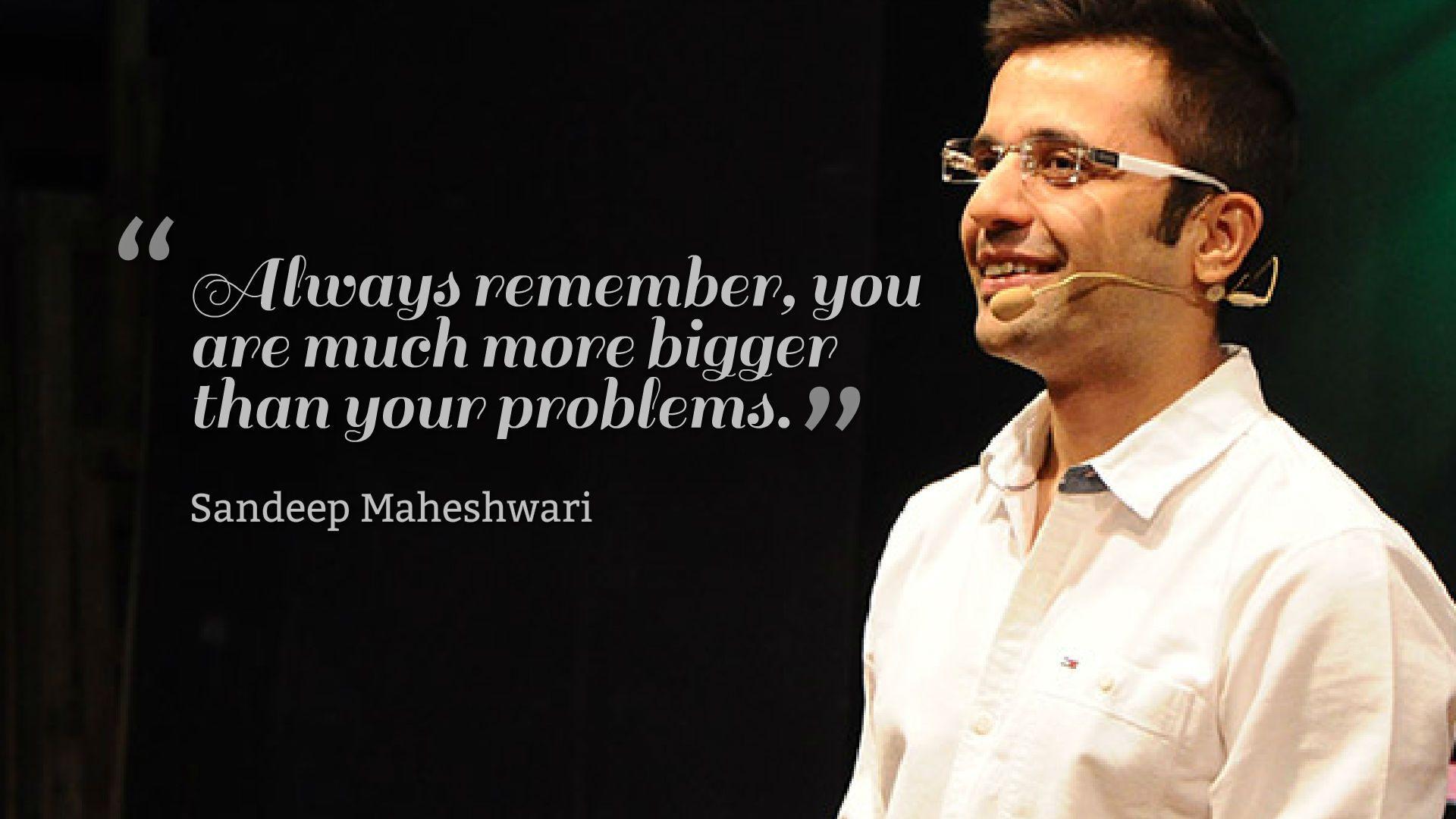 Sandeep Maheshwari Quotes Best Wallpaper 13307 Baltana