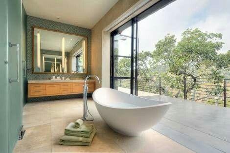 Pin de Bia Reis en Banho dos Deuses  Bathroom Bathtub Lavatory