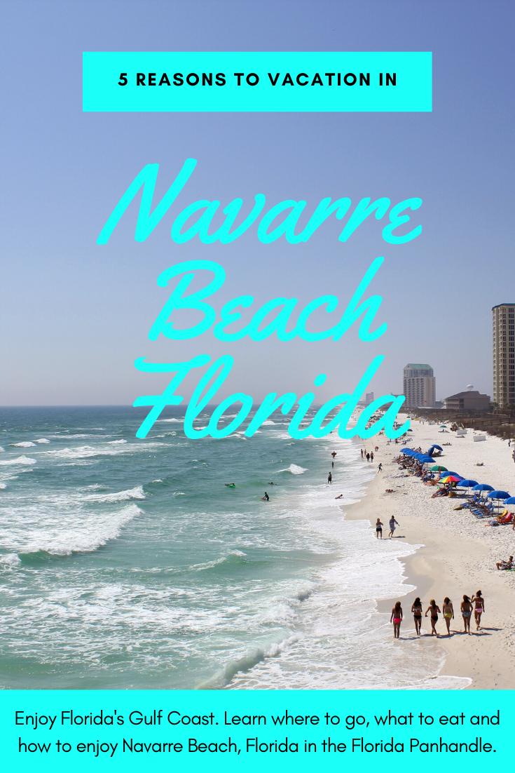 5 Reasons To Vacation In Navarre Florida Beach Divine Lifestyle Navarre Beach Florida Navarre Florida Florida Beaches