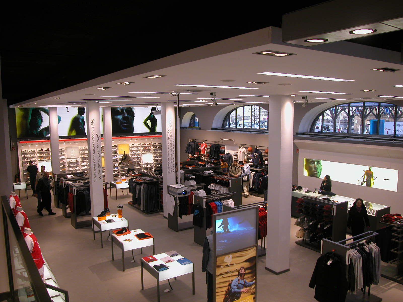 Nike Store Hamburg