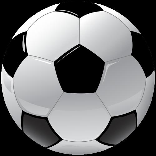 Soccer Ball PNG Clip Art Piłkarze