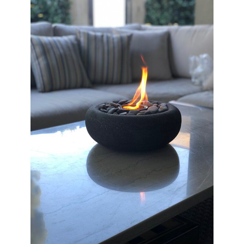 Zen Gel Fuel Tabletop Fireplace Tabletop Fireplaces Fire Bowls Tabletop Firepit