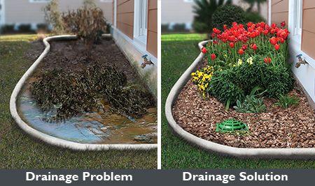 1000 images about yard drainage on Pinterest Yard drainage