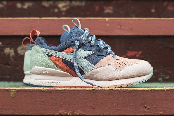 """Ronnie Fieg and Diadora Celebrate the Olympic Season With Their """"From Seoul to Rio"""" Collaboration"""